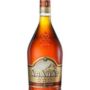 Бренди АРАРАТ 3г – 0.7л