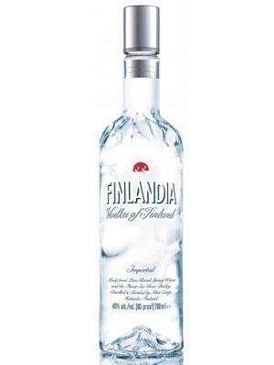 Водка ФИНЛАНДИЯ – 0.2л
