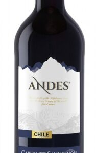 Вино АНДЕС – 0.75л КАБ.СОВИНЬОН